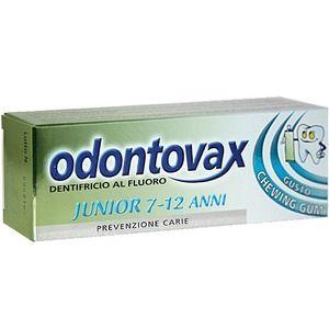 Odontovax dentifricio junior 7 12 anni