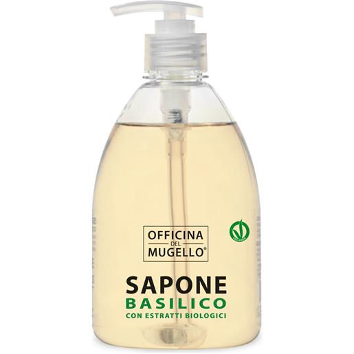 Officina del Mugello Sapone Basilico 500ml