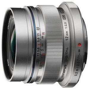 Olympus M.Zuiko Digital 12mm f/2.0 ED - Micro 4/3