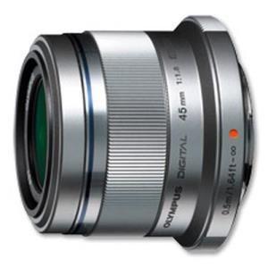 Olympus M.Zuiko Digital 45mm f/1.8 - Micro 4/3