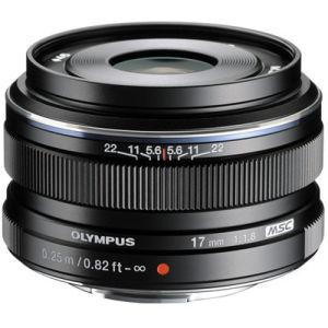 Olympus M.Zuiko Digital 17mm f/1.8 - Micro 4/3