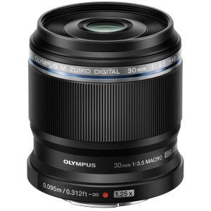 Olympus M. Zuiko Digital 30mm f/3.5 ED