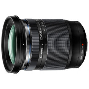 Olympus M.Zuiko Digital ED 12-200mm f/3.5-6.3 - Micro 4/3