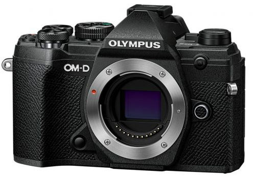 Olympus OM-D E-M5 Mark III Corpo