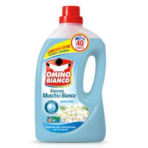 Omino Bianco Detersivo Lavatrice