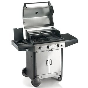 Ompagrill Gas Barbecue Pro4 Top