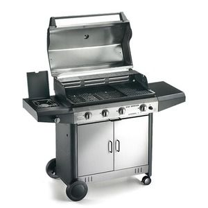 Ompagrill Gas Barbecue Pro5 Top