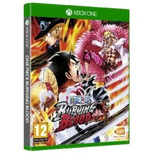 Bandai Namco One Piece: Burning Blood
