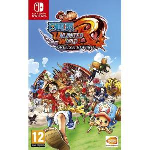 Bandai Namco One Piece: Unlimited World Red Deluxe Edition