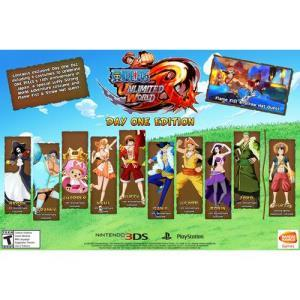 Bandai Namco One Piece: Unlimited World Red