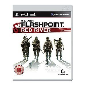 Codemasters Operation Flashpoint: Red River
