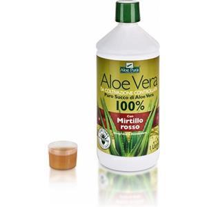 Optima Aloe Vera Puro Succo Mirtillo 1litro