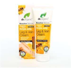 Optima Organic Royal Jelly Leg & Vein Cream