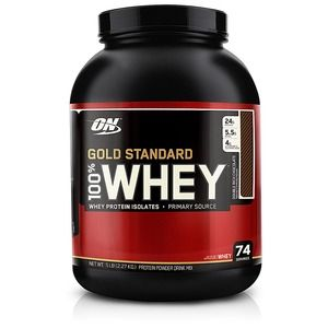 Optimum Nutrition Whey Gold Standard 100% 2.27Kg