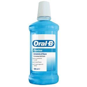 Oral-B Collutorio Fluorinse