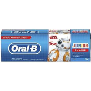 Oral-B Dentifricio Junior 6-12 Anni 75l