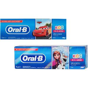 Oral-B Dentifricio Kids 0-5 Anni 75ml
