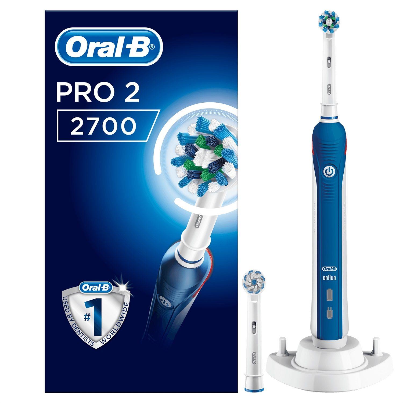 Oral-B Pro 2 2700 CrossAction