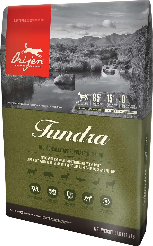 Orijen Tundra Adulto - secco