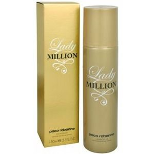 Paco Rabanne Lady Million Deodorante Spray 150ml
