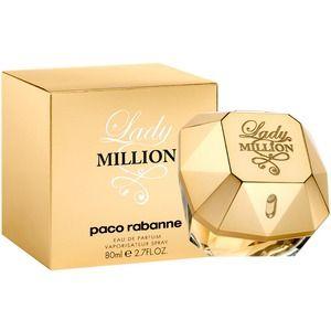Paco Rabanne Lady Million Eau de Parfum 80ml