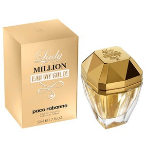 Paco rabanne lady million eau my gold 50ml