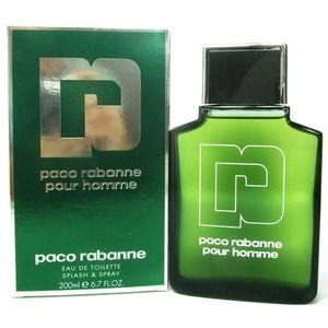 Paco Rabanne Pour Homme Eau de Toilette 200ml