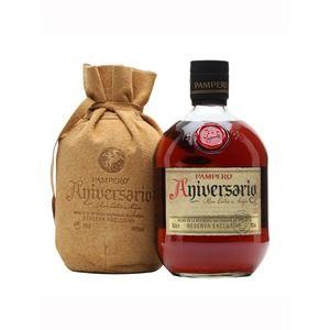 Pampero rum anniversario