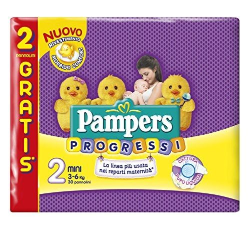 pampers progressi 2
