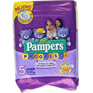 Pampers Progressi 5