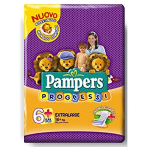 Pampers Progressi 6