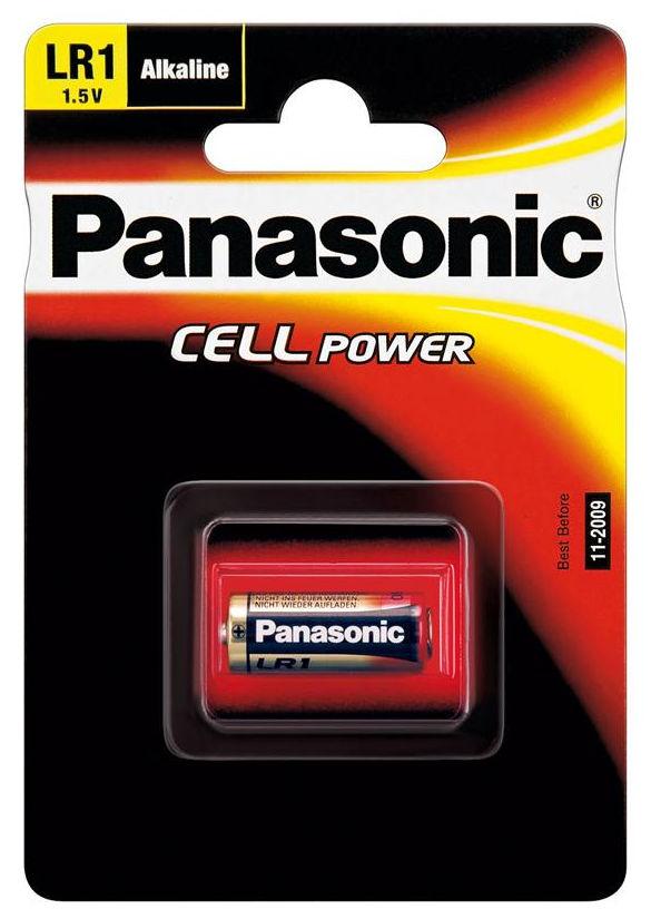 Panasonic Cell Power LR1 (1 pz)