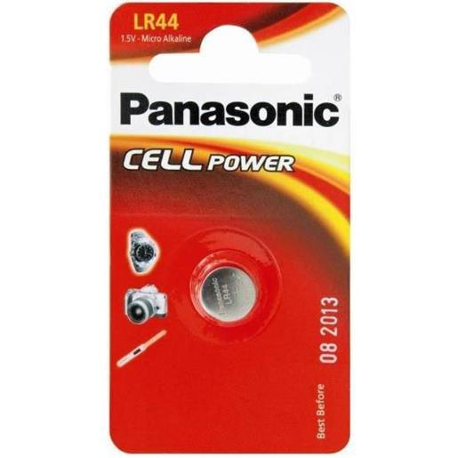 Panasonic Cell Power LR44 (1 pz)