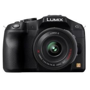 Panasonic Lumix DMC-G6X