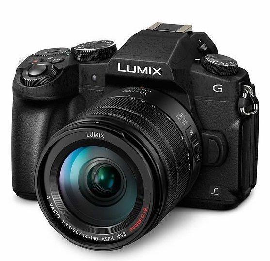 Panasonic Lumix G DMC-G80H