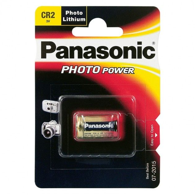 Panasonic Photo Power CR2 (1 pz)