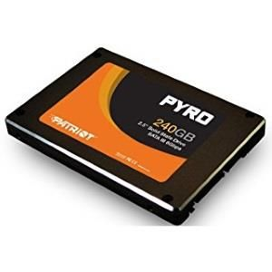 "Patriot Pyro SSD 240 GB - 2.5"" - SATA-600"
