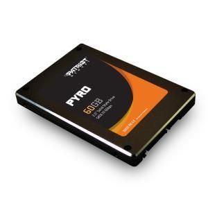 "Patriot Pyro SSD 60 GB - 2.5"" - SATA-600"