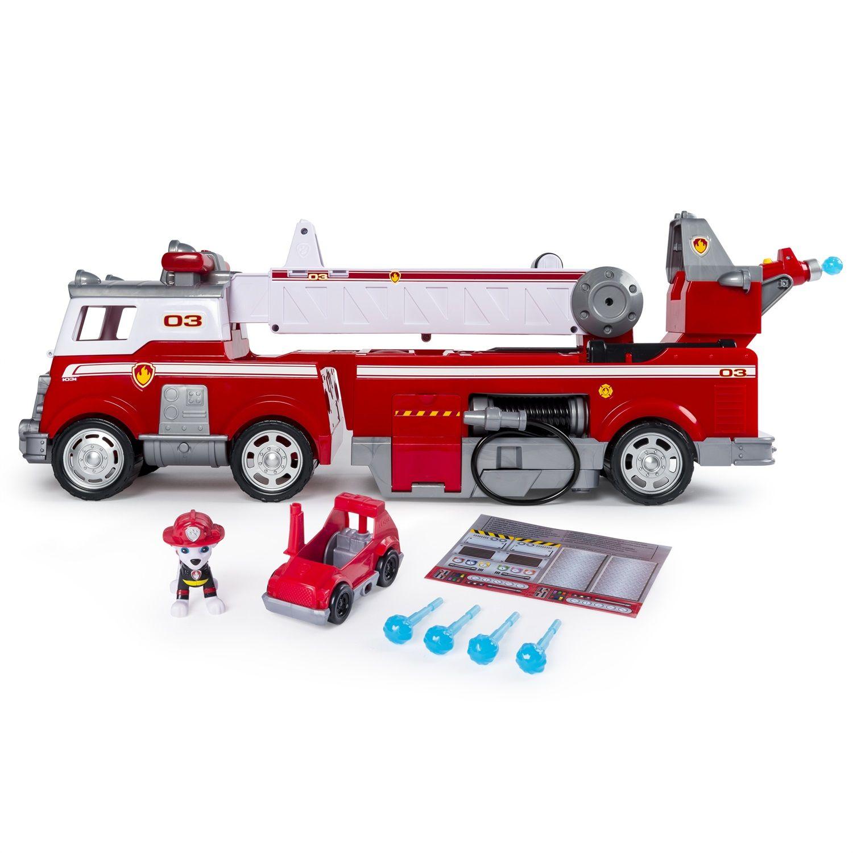 Paw Patrol Mega Camion dei Pompieri di Marshall