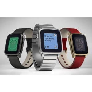 Pebble Steel 0855906004122
