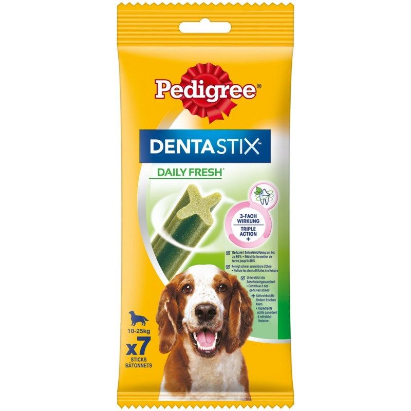 Pedigree Dentastix Fresh Small/Medium