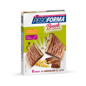 Pesoforma Break gusto cioccolato al latte