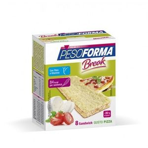 Pesoforma Break sandwich gusto pizza