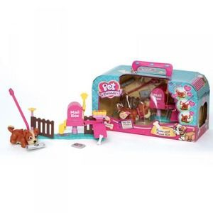 Pet Parade Train and Treat Kit / Mailbox