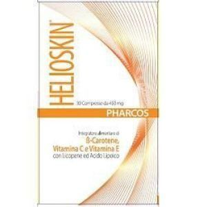 Pharcos Helioskin 30compresse