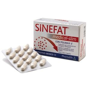 Pharmalife Sinefat Medical Slim 60compresse