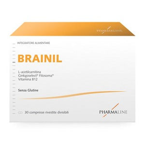 Pharmaline Brainil 30compresse