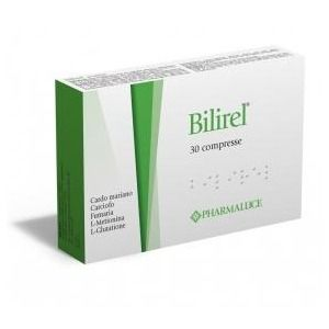 Pharmaluce Bilirel 30compresse