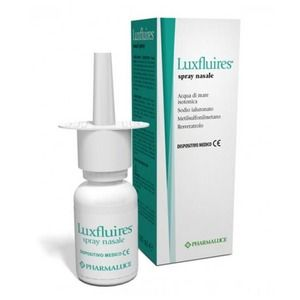 Pharmaluce Luxfluires Spray Nasale