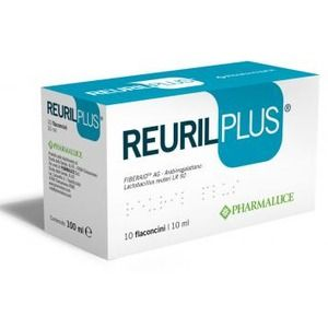 Pharmaluce Reuril Plus 10flaconcini